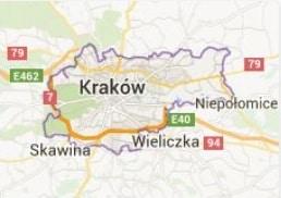Termowizja budynków w Krakowie