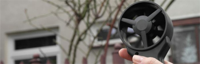 Kamera termiczna Blachownia