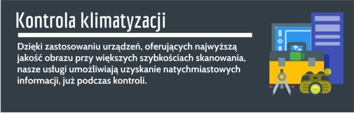 protokół okresowej kontroli systemu klimatyzacji Nowy Targ