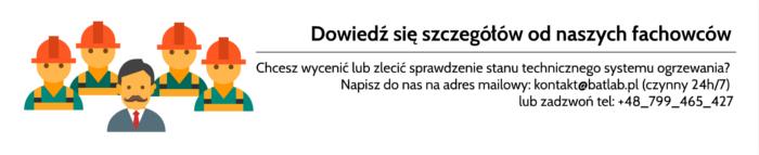 lokalizacja wycieków wody Pszczyna