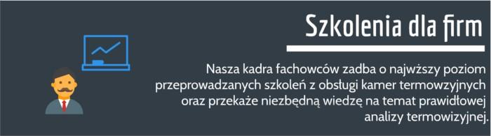 Szkolenie dla firm termowizja Poznań