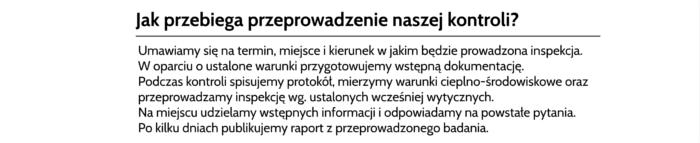 termowizja budynku Dobczyce