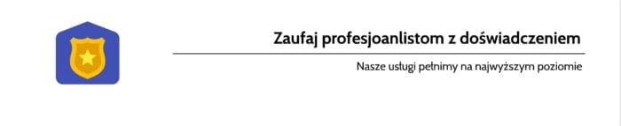 Usługi termowizyjne cennik Poznań