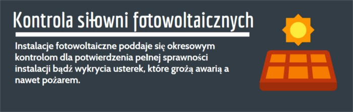 Badanie fotowoltaika sprawność Chorzów